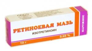 retinoevaya-maz