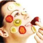 Фруктовые маски для кожи. Маски из абрикоса, айвы, апельсина, персика, яблока, банана, сливы, киви