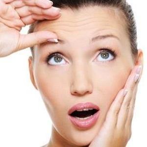 Маска из дегтярного мыла для подтяжки лица и шеи