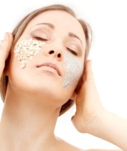Овсяная маска для всех типов кожи