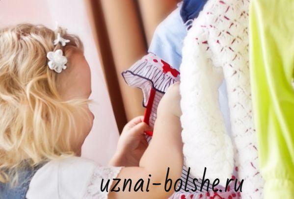 Как научить ребенка одеваться самостоятельно хитростью