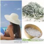 Чем полезна ванна с морской солью