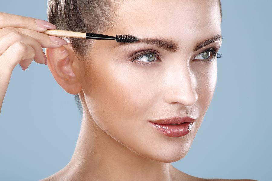 Как сделать брови густыми и широкими